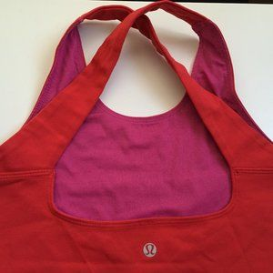 Lululemon High Support Tank